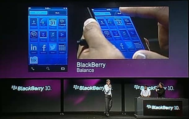 CEO Thornsten Heins unveiled the new BlackBerry 10 platform earlier this year to much fanfare and generally positive reviews.