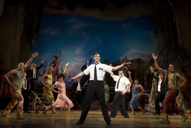 Original Broadway Cast of 'The Book of Mormon' (Photo: Joan Marcus)