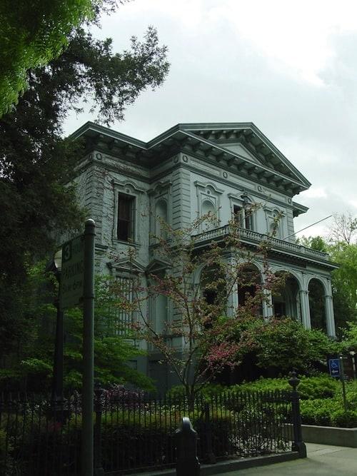 Crocker Museum-old wing