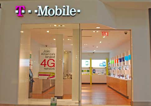 T-Mobile Retail Store - Q1 Results announced