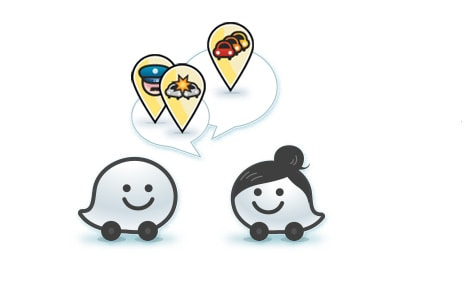 Waze. We're in this together! If Facebook buys the app, as rumored, we will be giving up even more of our personal information.