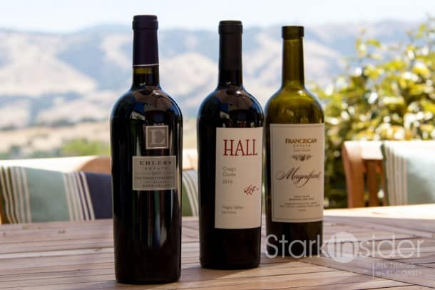 Think outside the varietal this summer with these classy Napa red wine blends.