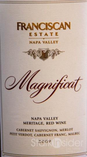 2009 Franciscan Estate Magnificat - Napa Valley