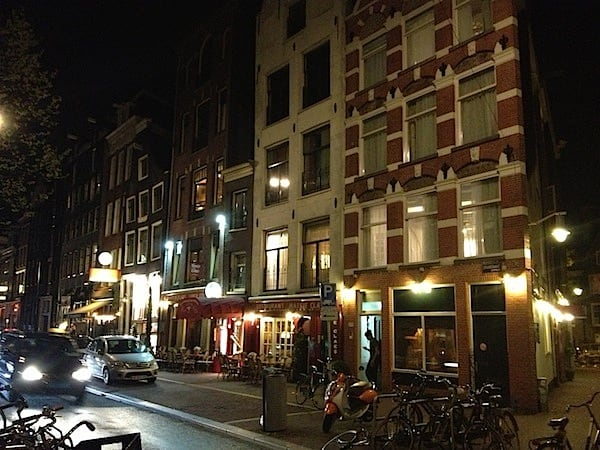 Amsterdam - Streets at Night