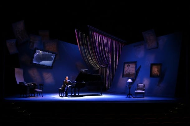 George Gershwin Alone - Berkeley Repertory Theatre