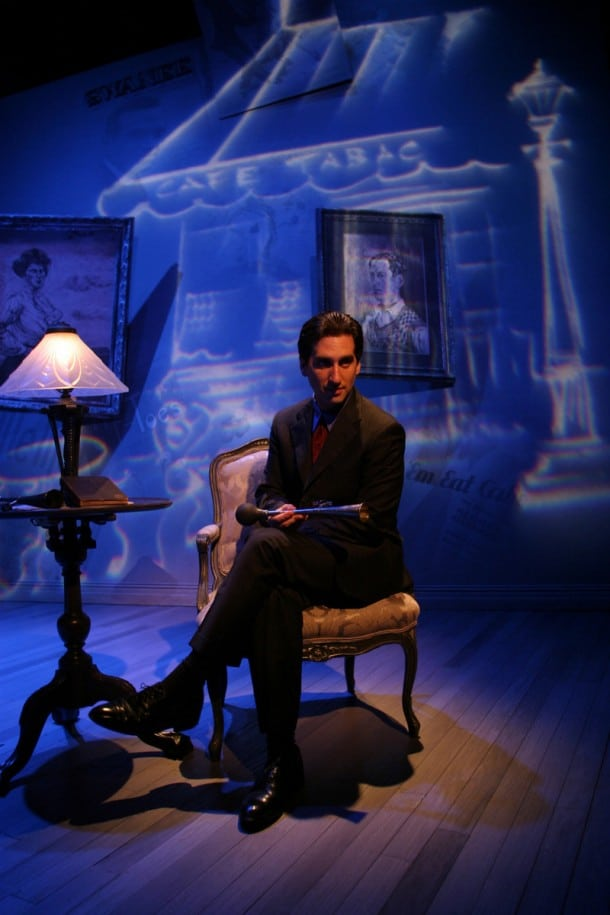 George Gershwin Alone - Berkeley Rep