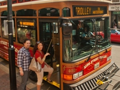 Freebie King Stret trolley