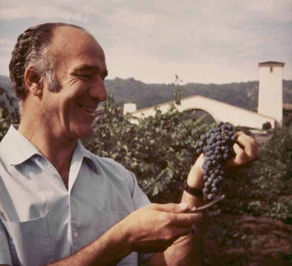Robert Mondavi 100th Birthday
