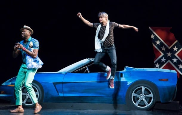 Wild with Happy - TheatreWorks - Review