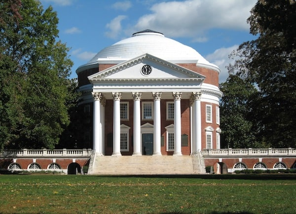 U of V Rotunda