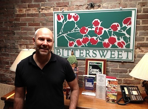 Bittersweet owner Jody Manor