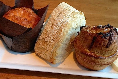 Irresistible breads