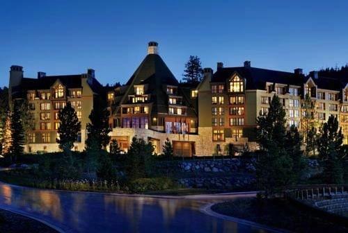 The Ritz- Carlton, Lake Tahoe