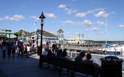 Waterfront Area of Old Town