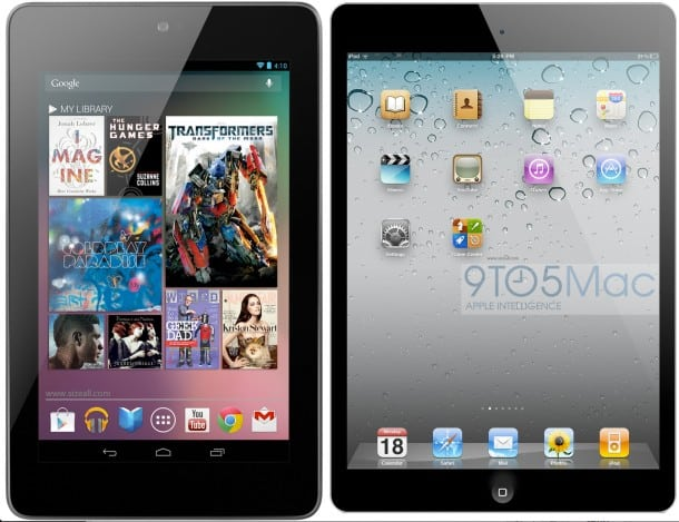 After spending a few months testing the iPad Mini (R) I've come to much prefer its screen aspect ratio.