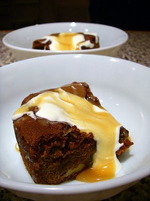 Who can resist a good sticky toffee pud?