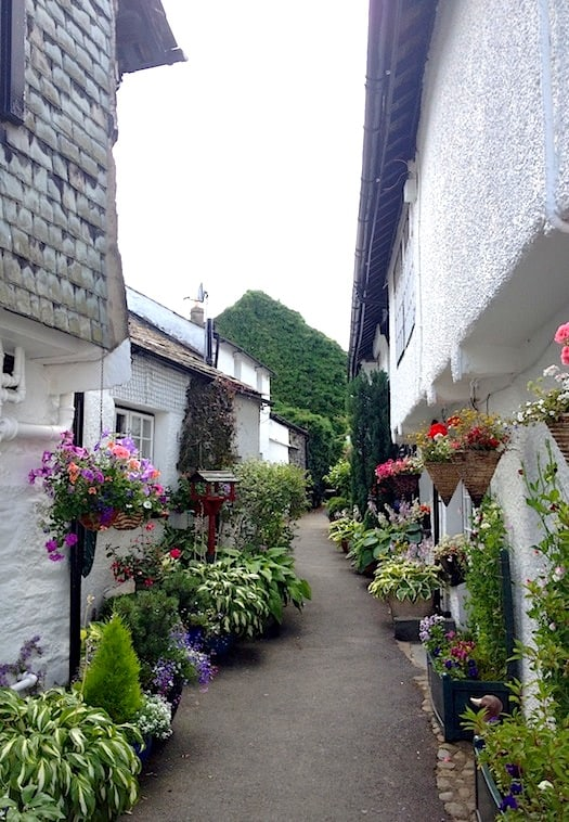 Postcard perfect Hawkshead