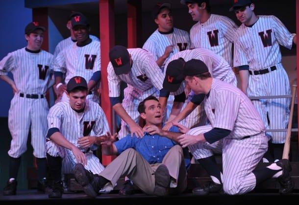 Damn Yankees Musical - Review