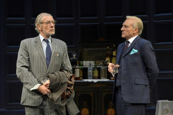No Man's Land with Ian McKellen and Patrick Stewart