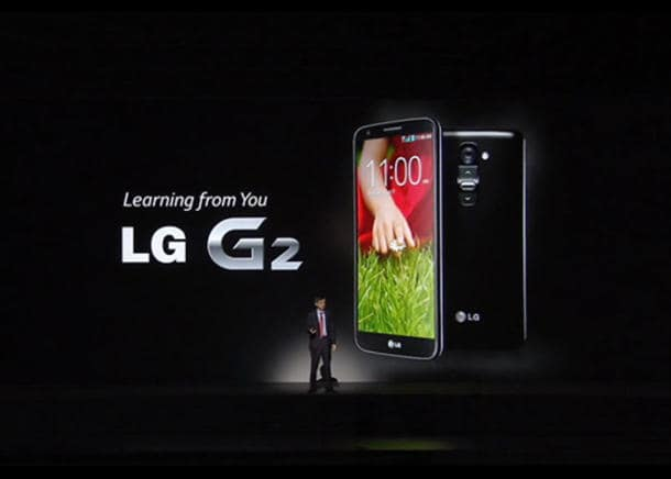 LG G2 Android Flagship