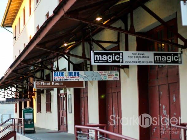 Magic Theatre - San Francisco