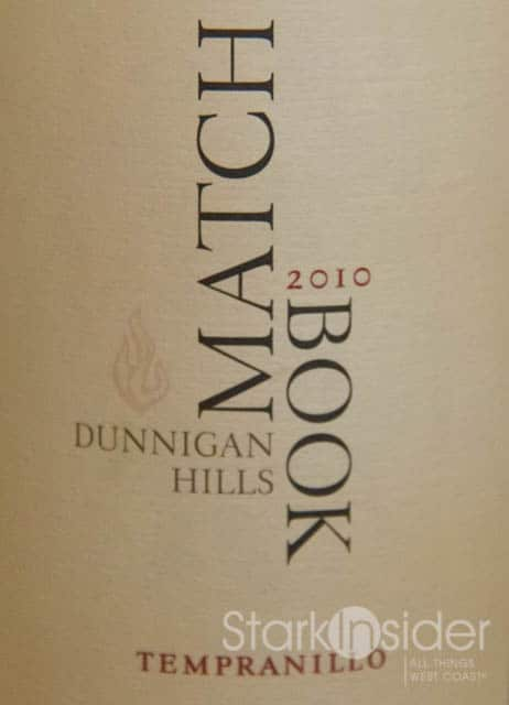 Matchbook Tempranillo Wine Review