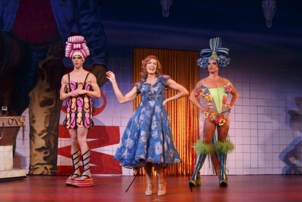 Priscilla Queen of the Desert, Broadway Musical