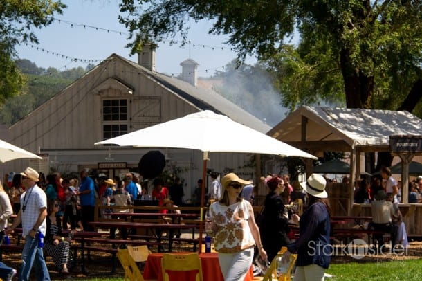 MacMurray Ranch in Sonoma - an epic food and wine tasting during Sonoma Wine Country Weekend.