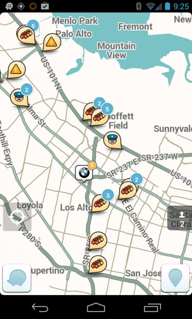Waze Navigation App - Android