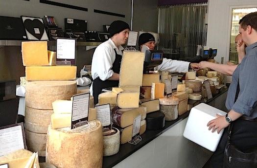 George Mewes Cheesemongers