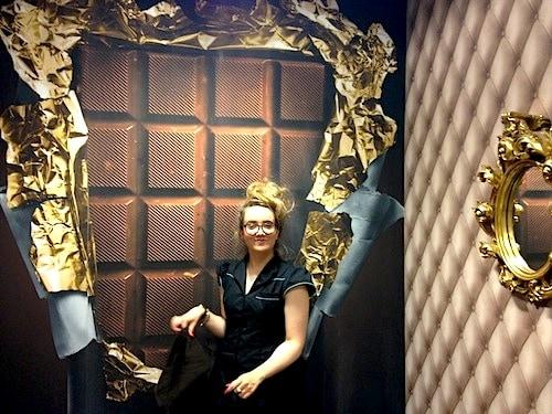 The Chocolate Spa room