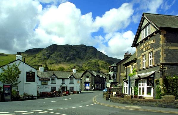 Village of  Coniston