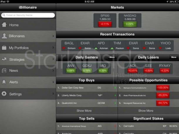 iBillionaire-iPad-App-stark-insider-review