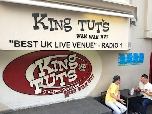 King Tut reigns