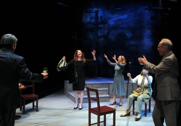 Review - After the Revolution at Aurora Theatre Company