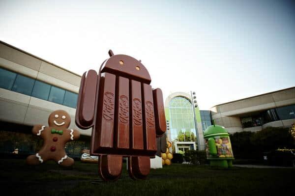 Google HQ - KitKat Announcement
