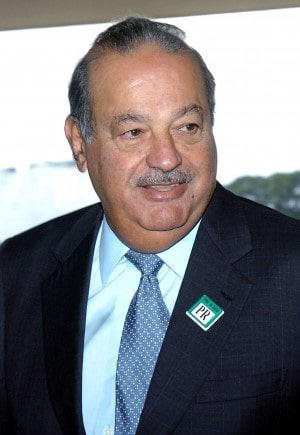 Carlos Slim. Bought the Loreto Bay resort, one of the crown jewels of Baja California Sur.