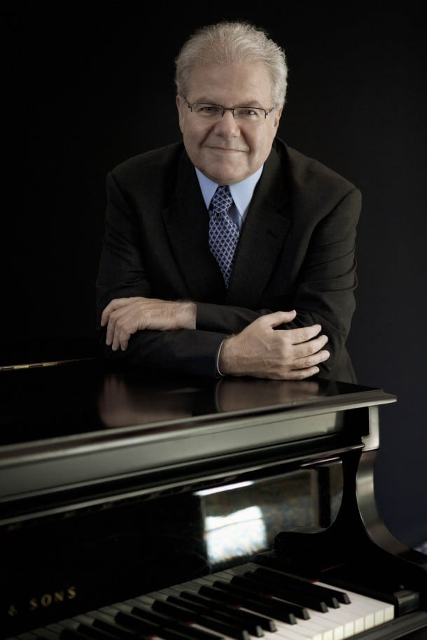 Emanuel Ax and the San Francisco Symphony