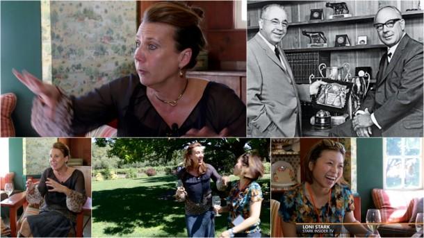 Gina Gallo E&J Wine Business Interview - Video