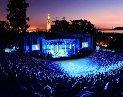 Greek Theatre, UC Berkeley