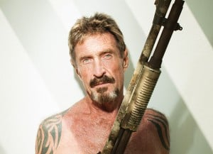 John McAfee interview C2SV