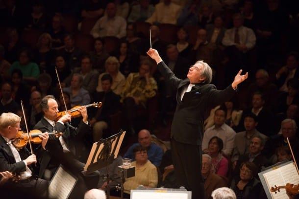Michael Tilson Thomas MTT - San Francisco Symphony