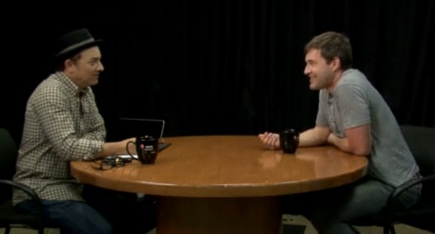 Mark Duplass interview with Kevin Pollak