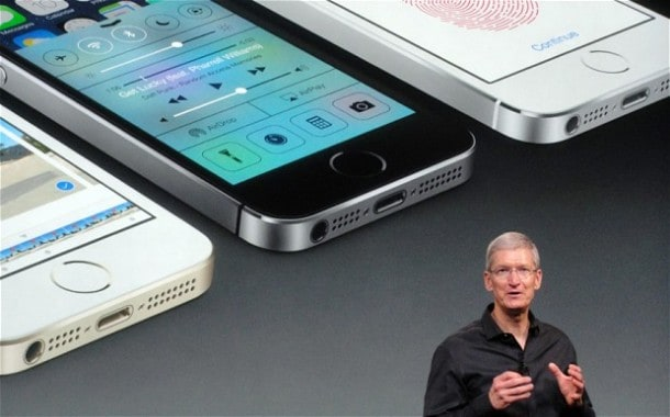 Apple CEO Tim Cook announces iPhone 5S and 5C. Were expectations too high?