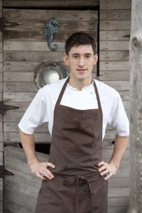 Chef Blaine Wetzel has come back home