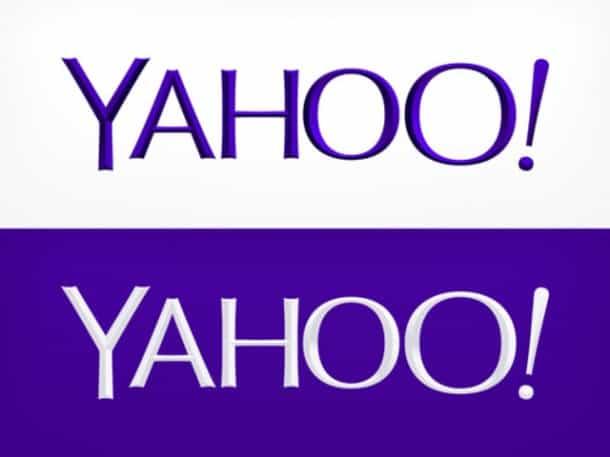 Yahoo New Logo 2013