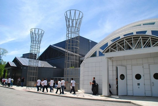 Holocaust dark to light Museum