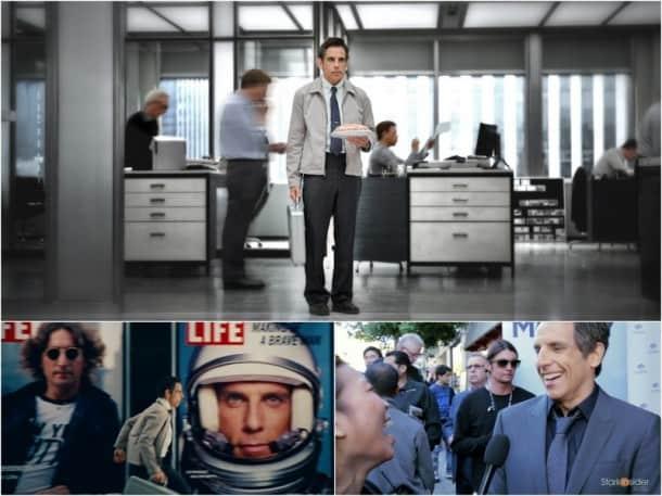 Ben Stiller Interview, The Secret Life of Walter Mitty