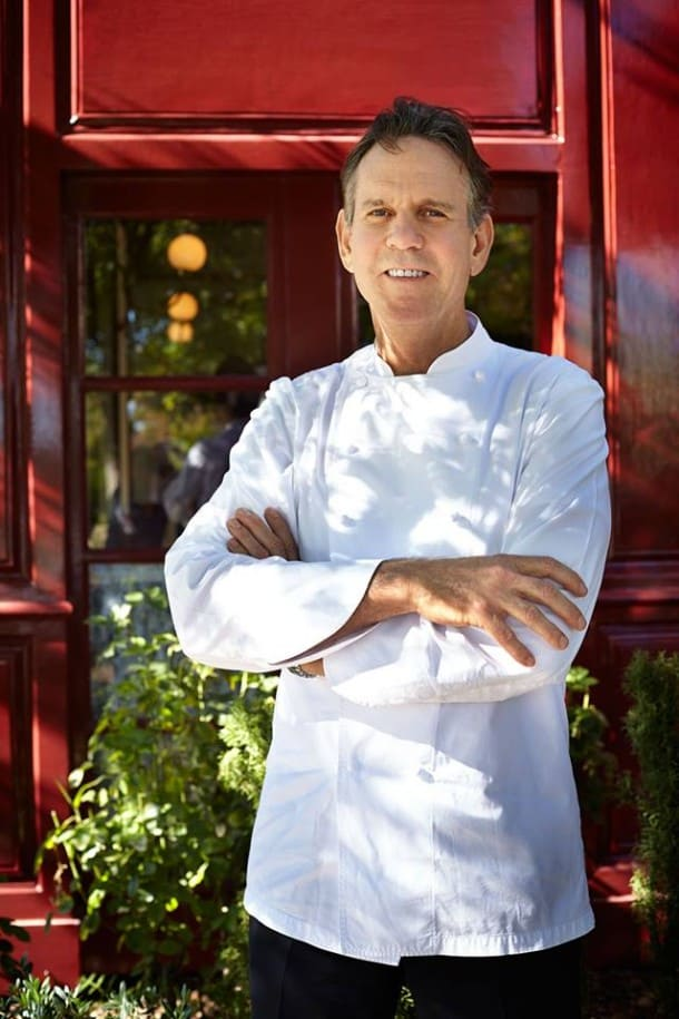 Chef Thomas Keller - The French Laundry