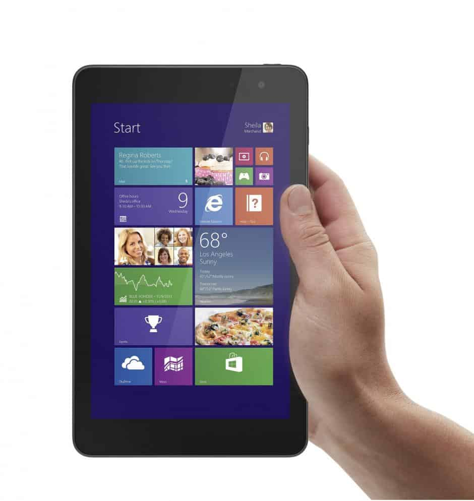 Dell Factory Recertified Venue 11 Pro Business Tablet with Intel ...